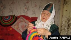 Ижауда яшәүче пенсионер Сәминә Гарифуллина