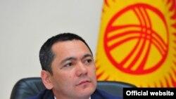 Исполняющий обязанности главы правительства КР Омурбек Бабанов