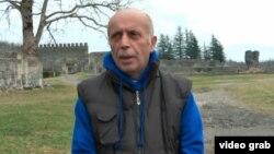 Заместитель директора Национального агентства защиты культурного наследия Грузии Давид Ломиташвили