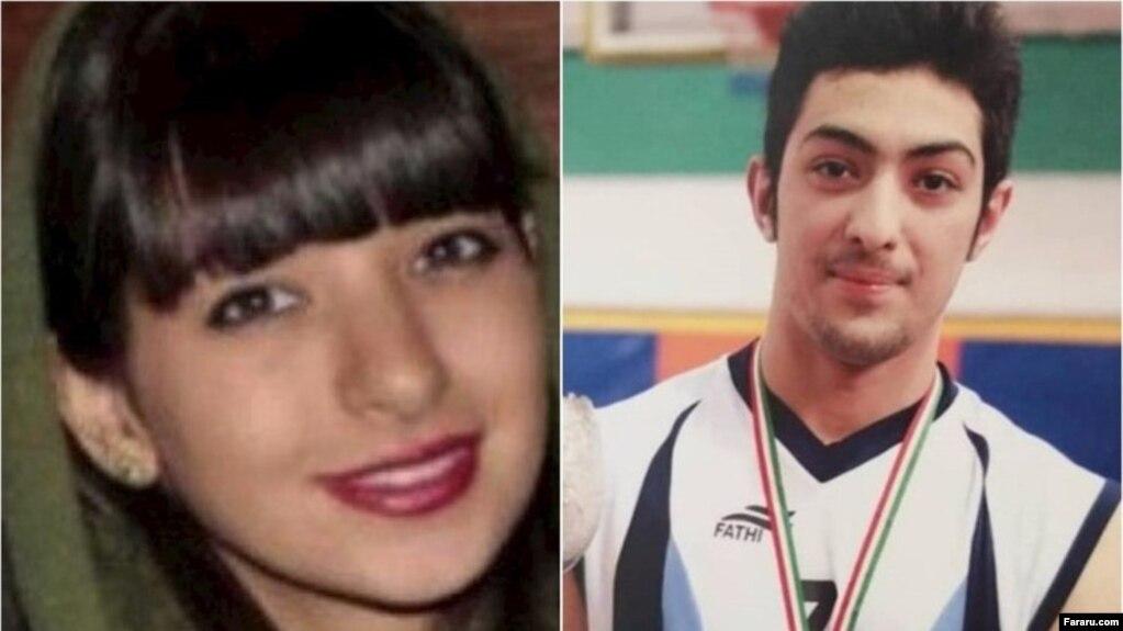 آرمان عبدالعالی متهم به قتل غزاله شکور در سن ۱۷ سالگی است
