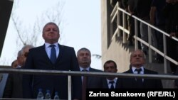 Անատոլի Բիբիլովի երդմնակալության արարողությունը, 21-ը ապրիլի, 2017թ.