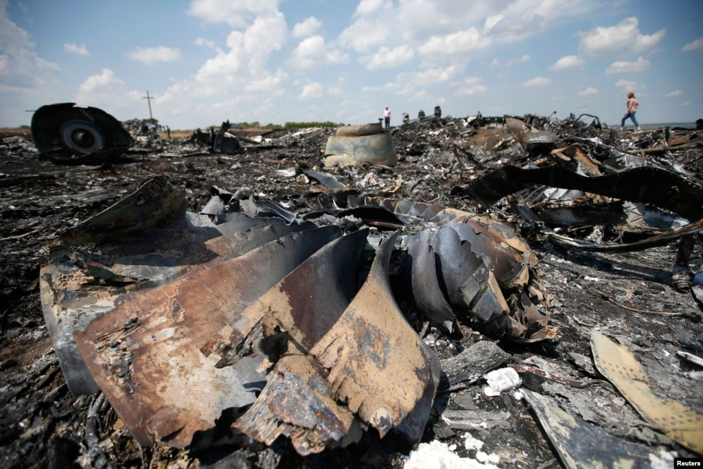 War Crime Question Hovers Over Malaysian Airliner Tragedy