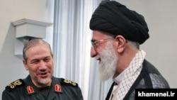 Supremer Leader Ayatollah Ali Khamenei's advisor Yahya Rahim Safavi(Undated)