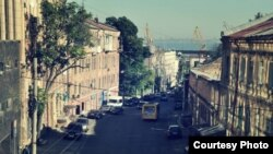 """În Odesa poți adulmeca Europa"""