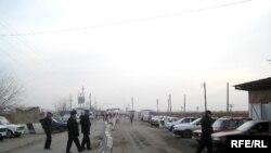 Казахстанско-узбекская граница. Иллюстративное фото.