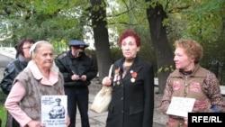 Ижевские пенсионеры - социально активная часть горожан
