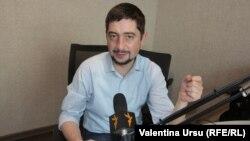 Valeriu Pașa, activist civic