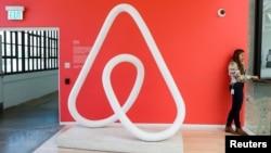 Airbnb-ის ემბლემა