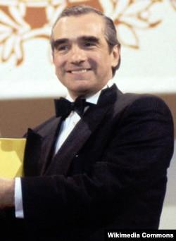 Мартин Скорсезе получает Золотого Льва на Венецианском кинофестивале в 1995