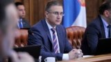 Ministar unutrašnjih poslova Srbije, Nebojša Stefanović
