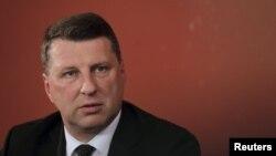 Президент Латвії Раймондс Вейоніс