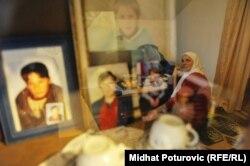 Hatidža Mehmedović iz udruženja Srebreničke majke