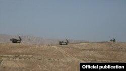 Воздухопловните сили на Азербејџан