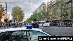 Policija, Beograd, fotoarhiv