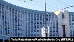Будівля міськради Дніпра