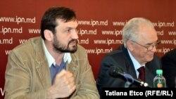 Ivan Muntean și Emil Ciobu