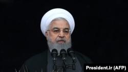 FILE: Iranian President Hassan Rohani