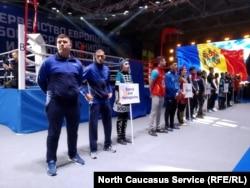 Во Владикавказ прибыли почти 250 спортсменов из 39 стран Европы