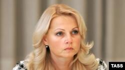 Министр здравоохранения и социального развития России Татьяна Голикова