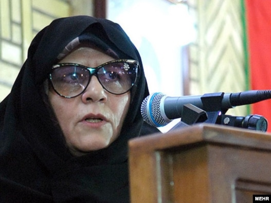 فاطمه  کروبی، همسر مهدی کروبی