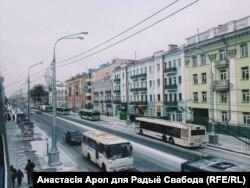 Гомель, вуліца Сялянская