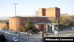 Театр оперы в Анкаре