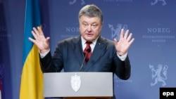 Президент України Петро Порошенко. Архівне фото
