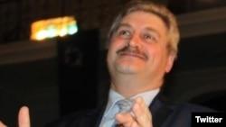 Министр культуры Пермского края Игорь Гладнев