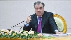 Ռահմոնը պատրաստվում է Տաջիկստանի նախագահի պաշտոնը «ժառանգել որդուն»