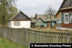 Бацькоўская хата