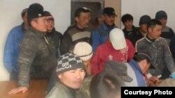 Кыргызские мигранты в России. Иллюстративное фото.