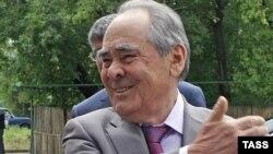 Tatar President Mintimer Shaimiyev