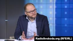 Володимир Бородянський, міністр культури, молоді та спорту