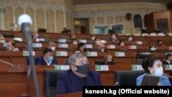 پارلمان قرغیزستان