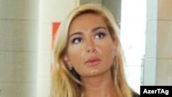 Арзу Алиева, дочь президента Азербайджана Ильхама Алиева.