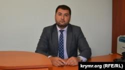 Член Крымской контактной группы по правам человека, адвокат Эдем Семедляев
