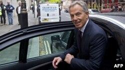 Arxiv foto: Britaniyanın keçmiş Baş naziri Tony Blair.