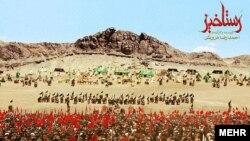 پوستر فیلم «رستاخیز» به کارگردانی احمدرضا درویش که همچنان توقیف است.