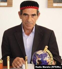 Поэт Хасаров ШаIрани,17Мар2014