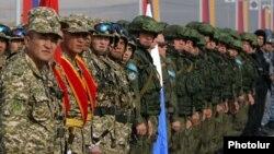 Учения ОДКБ в Армении (архив)