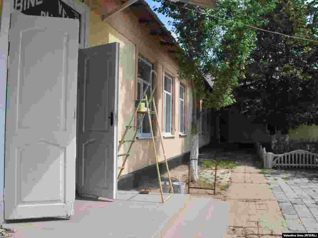 Școala din Capaclia
