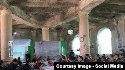نشست امروزی غنی با مقامات دولتی در قصر دارالامان
