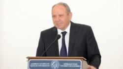 Əli Əlirzayev: 'Xaricdən gətirilən hər şeyin qiyməti qalxır...' [audio]