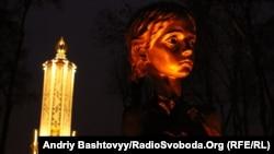 Украина -- 1932-33-чу шерашкахь украинахоша лайна мацалла дагалоцуш хIоттийна хIоллам, Киев, 25Лах2011
