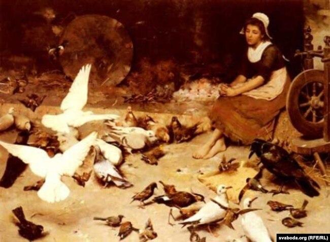 Фредерик Холл, «Золушка: сказка братьев Гримм»