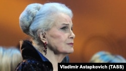 Elina Bystritskaya in 2011