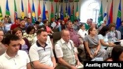 Татар зыялылары, галимнәр, иҗтимагый активистлар конференциясе, 11 июль