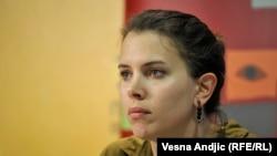 Milica Kostić iz Fonda za humanitarno pravo