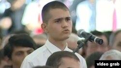 Шамсиддин Мирзоев соли 2010 аз раиси ҷумҳур кумак хоста буд