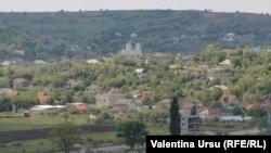 Vedere generală de la Costești